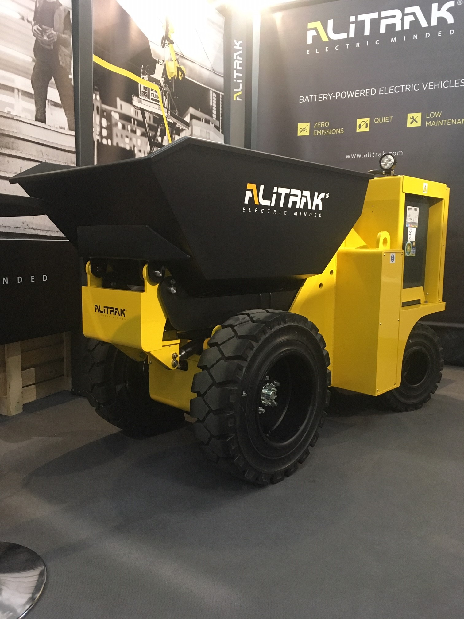 NEW DUMPER MT-1000