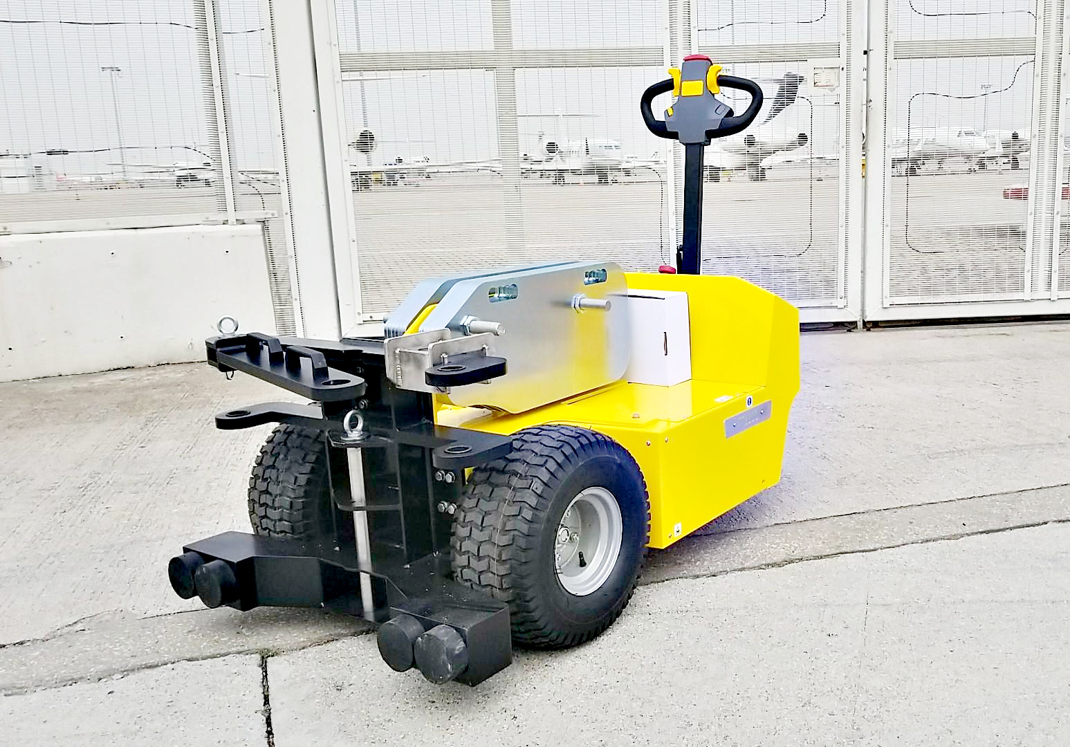 TT3000P FOR AIRPORT USE IN HONG KONG